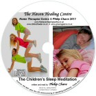 Childrens Sleep CD. Helping children return to sleep after growing pains