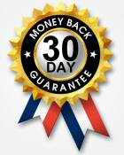 My 30 day money back guarantee